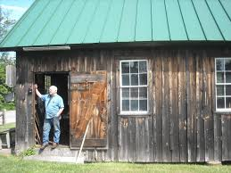 history lives at m m sherman blacksmith shop in sutton town