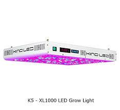 best grow lights on the market kind led k5 xl1000 grow light review best led grow lights info