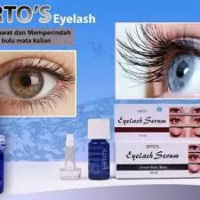 Serum Pemanjang Bulu Mata ertos eyelash serum serum pemanjang bulu mata erto s 100 ori