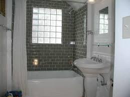 Bathroom Tile Backsplash Ideas Bathroom With Subway Tile Ideas New Basement And Tile Bathroom