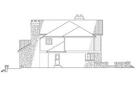 tudor house elevations european house plans ashton 10 065 associated designs