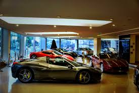 ferrari showroom clint hannaford u2013 portfolio ferrari ar showroom app