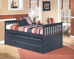 Trumble Bed White Twin Trundle Bed With Storage Twin Trundle Bed With