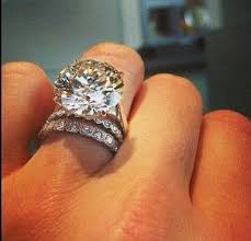 big diamond engagement rings big engagement rings best 25 diamond rings ideas on
