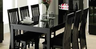 dining room eye catching black dining room chair covers horrible