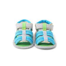 baby summer shoes soft leather sandals prewalker soft sole genuine