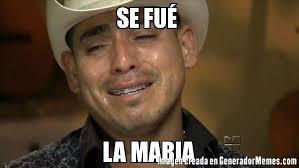 Maria Meme - se fué la maria meme de espinoza paz imagenes memes generadormemes