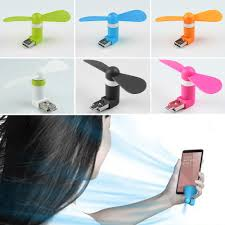 portable fan for iphone 100pcs lot mini portable usb micro usb fan for universal