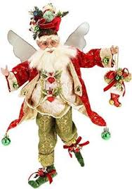 mark roberts collectible pinecone forest christmas fairy