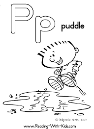 free coloring pages featuring comic kids alphabet activities