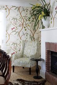Hallway Wallpaper Ideas by 17 Best Wallpaper Images On Pinterest Fabric Wallpaper