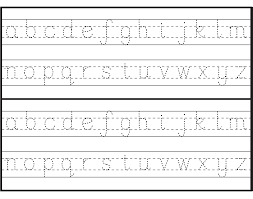 printable alphabet tracing sheets for preschoolers letters tracing templates tire driveeasy co