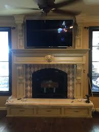 fireplace remodels b u0026 k woodworks u0026 remodeling b u0026 k woodworks
