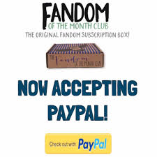 of the month fandom of the month club home