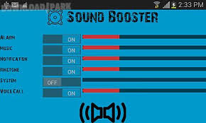 android sound booster apk sound volume booster android app free in apk