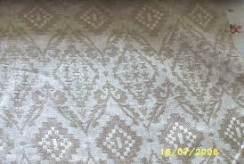 Upholstery Linen Fabric By The Yard Vintage Quality Linen Upholstery Fabric Woven Jacquard Natural
