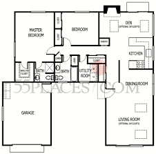 Floor Plan Castle Castle Harbor Floorplan 1440 Sq Ft Holiday City At Berkeley