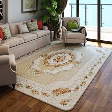 carpet for living room 130x190cm american countryside carpets for living room flower home