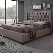 bed home depot black friday ad pri all in 1 taupe queen upholstered bed ds 1928 290 the home depot