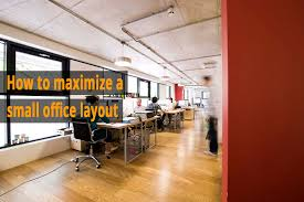 Office Room Images How To Maximize A Small Office Layout Sandglaz Blog