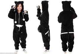 japanese company offers cat onesies for the perrfect present