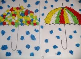 creative umbrella crafts for preschool kindergarten 1 funnycrafts