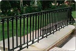 Victorian Banister Balustrades Railings Victorian Cast Iron Stackwell Forge Ironworks