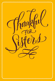 thanksgiving picture cards for my sister thanksgiving card greeting cards hallmark
