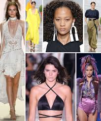 style trends 2017 top spring 2017 fashion trends from new york fashion week