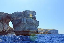 malta u0027s famous u0027azure window u0027 has collapsed into the sea digg