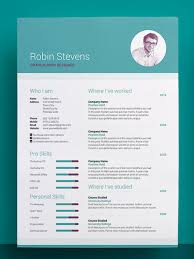 Unique Resumes Templates Download Amazing Resumes Haadyaooverbayresort Com