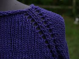 how to knit a sweater free knitting pattern one week sweater stitch and unwind