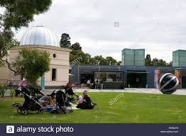 Melb Botanical Gardens by Observatory Building And Visitor Centre At The Royal Botanic