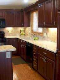 light cherry kitchen cabinets and granite cherry cabinets ideas on foter