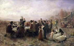 the thanksgiving didn t actually take place in america