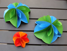 paper decorations paper party decorations part 2 a floral globe for the