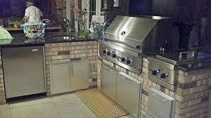 Bull Outdoor Kitchen Beautiful Viking Outdoor Kitchen Also Cabinets Ideas Pictures