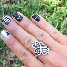 avery adorned hearts ring 52 best manimonday images on avery d