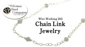 necklace chain jewelry making images How to make chain link jewelry jpg