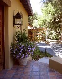 Front Yard Desert Landscape Mediterranean Exterior 96 Best Front Courtyard Landscaping Images On Pinterest Decks