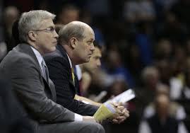 Basketball Coach Business Cards Pitt Assistant Men U0027s Basketball Coach Tom Richardson Retires