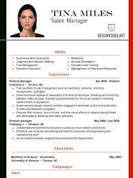 Best Resume Format For Experienced by Newest Resume Format Newest 2016 Resume Formats Resume Examples