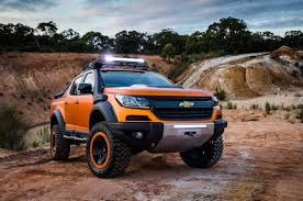 concept off road truck the chevrolet colorado xtreme truck is the future of pickups maxim
