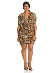 cheetah leopard print plus size cocktail dresses up to 5x plus size