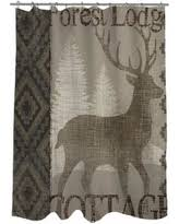 Whitetail Deer Shower Curtain Amazing Deal On Thomaspaul Deer Shower Curtain