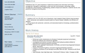 Computer Technician Resume Template Desktop Support Technician Resume Sample Gallery Creawizard Com