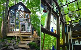 Tiny House For Family Of 4 by Enchanting Glass House Built In Just Four Days Tiny House For Us