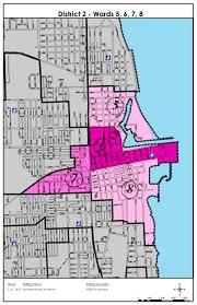 Kenosha Wisconsin Map by District 2 City Of Kenosha
