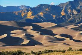 Colorado national parks images Great sand dunes national park in colorado jpg