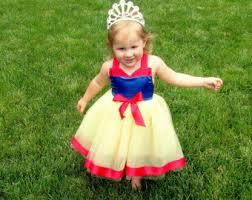 Snow White Halloween Costume Toddler Snow White Birthday Etsy